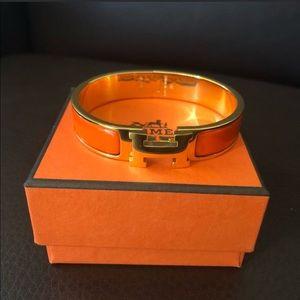 Hermes Clic H Bracelet PM Size